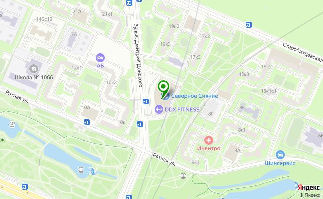 Сбербанк Москва бульвар Дмитрия Донского 1 карта