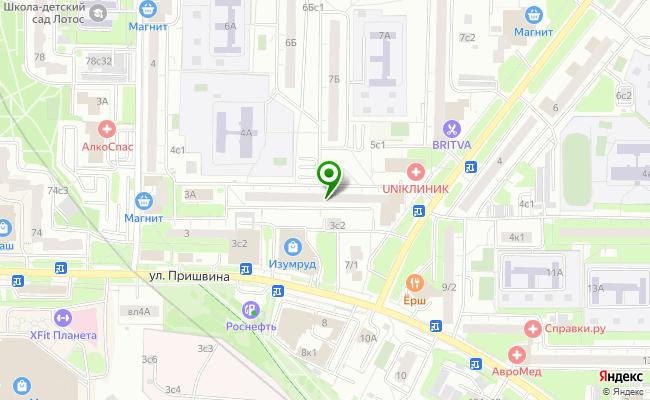 Сбербанк Москва ул. Мурановская 3 карта