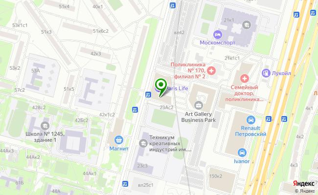 Сбербанк Москва ул. Кировоградская 23А карта