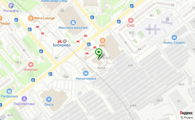 Сбербанк Москва ул. Плещеева 4, корп.1 карта