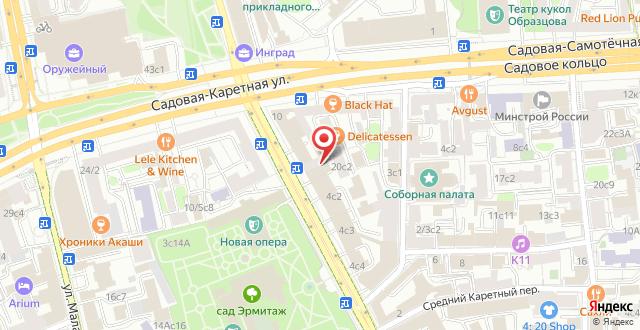 Отель Арт Галактика на карте