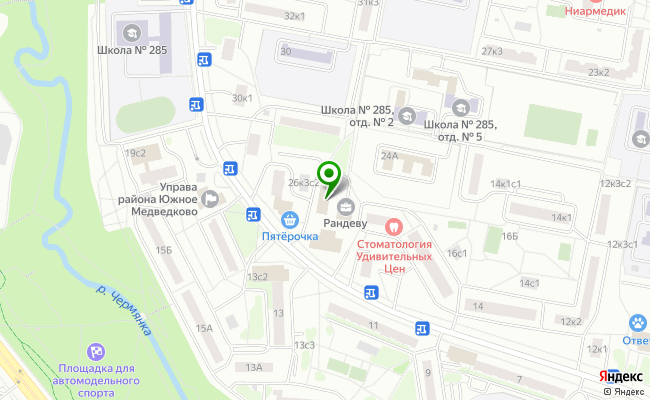 Сбербанк Москва проезд Ясный 26, корп.2 карта