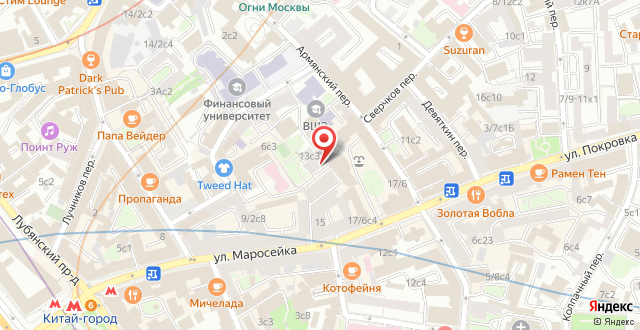 Мини-отель Идеал на карте
