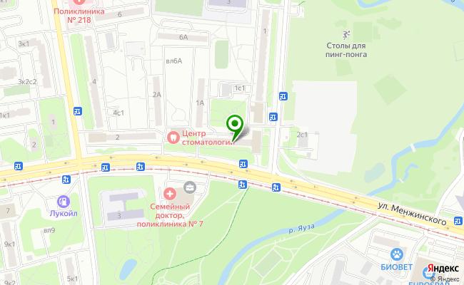 Сбербанк Москва проезд Дежнева 2А карта