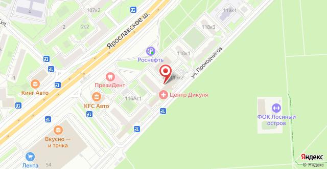 Отель Саяны на карте