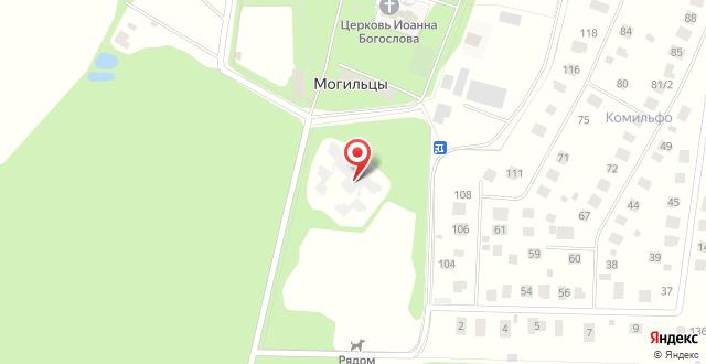 Парк-Отель Софрино на карте