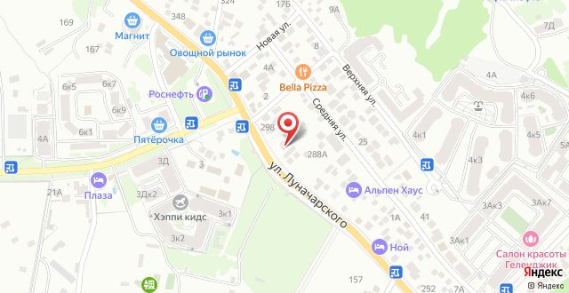Отель Рич Хаус на карте