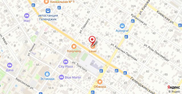 Отель Эль Греко на карте