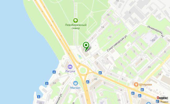 Сбербанк Липецк площадь Мира 2-2А карта