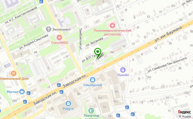 Сбербанк Липецк площадь Заводская 8 карта