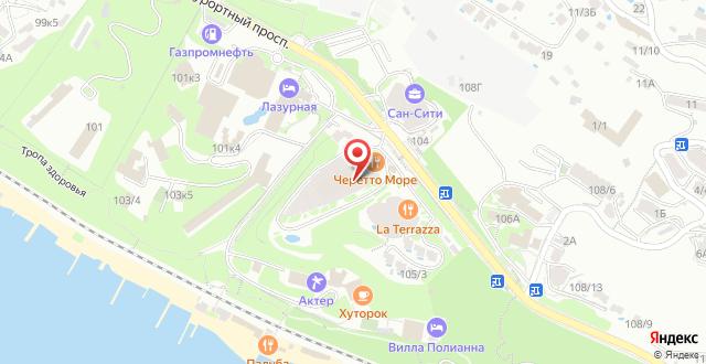 Апарт-отель Akter Galaxy на карте