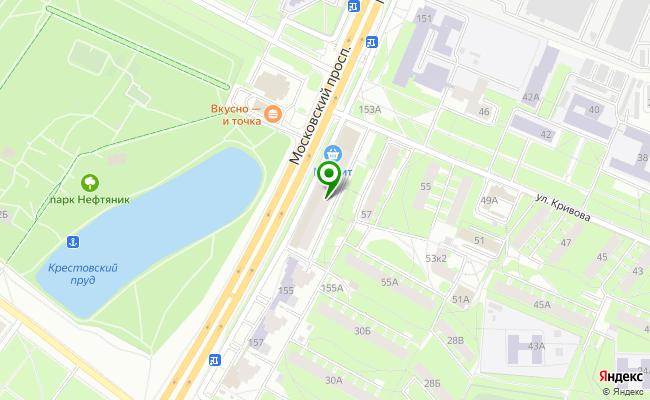 Сбербанк Ярославль проспект Московский 153 карта