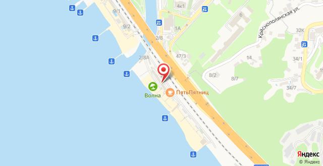 Мини-отель Нирвана на карте