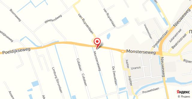 Hotel-Restaurant Unicum Elzenhagen на карте