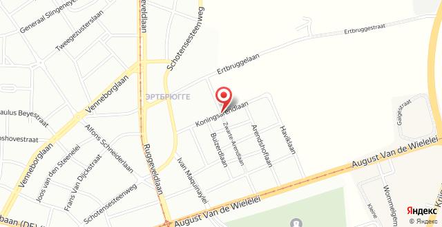 Luxury Apartments Arendshof на карте