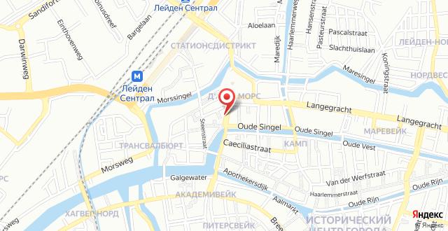 Boutique Hotel Rembrandt на карте