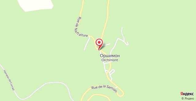 Auberge Saint-Martin на карте