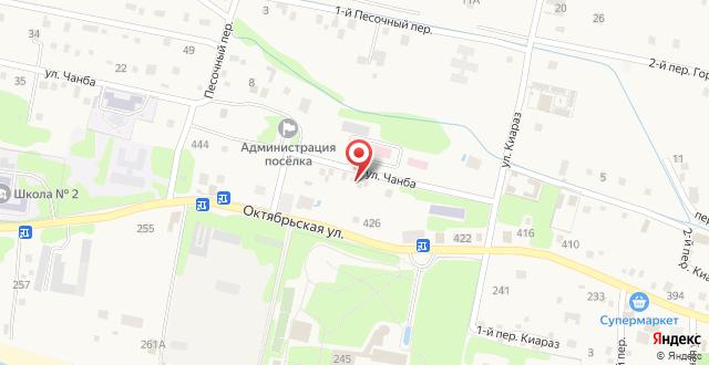 Гостевой дом У Элеоноры на карте