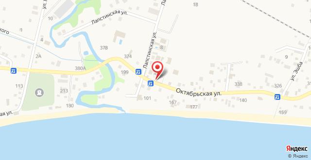 Гостевой дом Петрович на карте