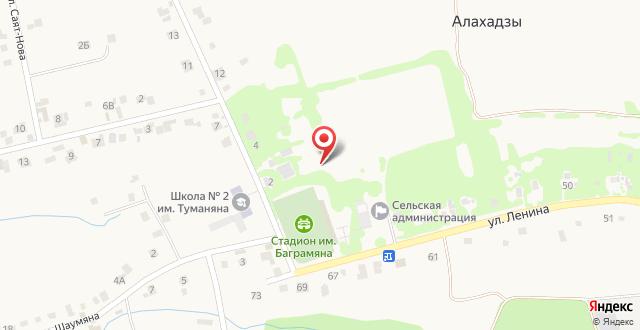 Morskaya Skazka Guest House на карте