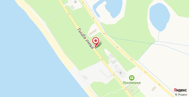 Мини-отель Tarba на карте