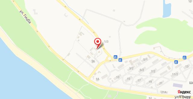 Апартаменты Цитрусовый совхоз на карте