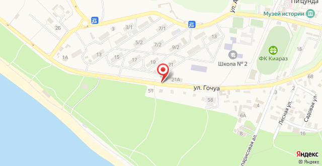 Kiaraz Arena на карте