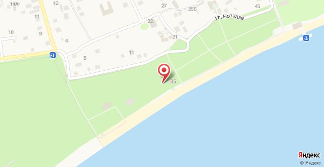 Комплекс Коттеджи на госдаче на карте