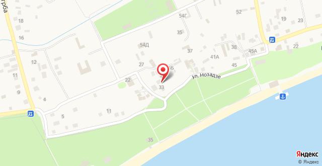 Отель Апсара на карте