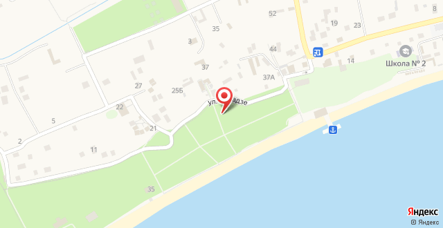 Мини-отель Мандарин на карте