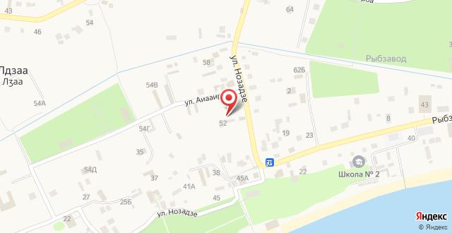 Dionisy Guest House на карте