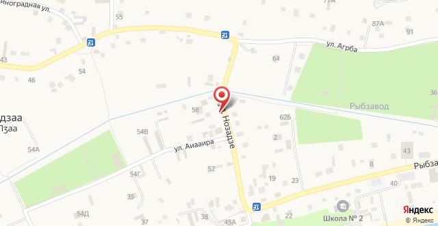 Отель Грант на карте