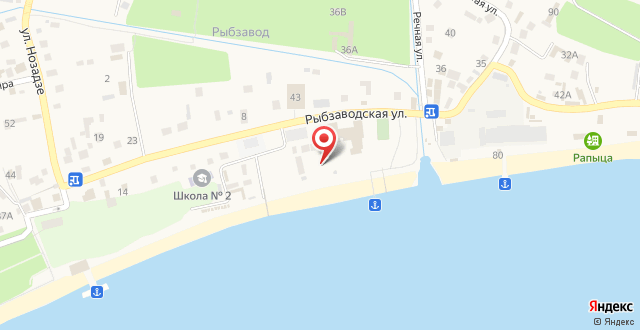Клуб-отель Дельфин на карте