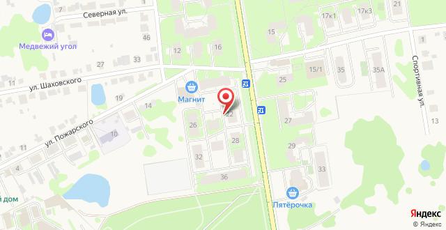 Апартаменты На бульваре Всполье 22 на карте