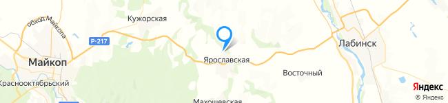 на Яндекс карте координаты 44.63051991964095,40.458307160395016