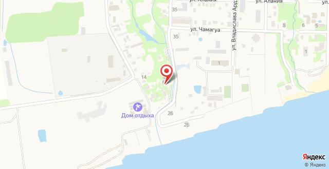 Гостевой дом Релакскомфорт на карте