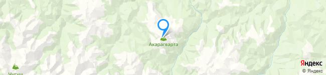на Яндекс карте координаты 43.854541,40.614651