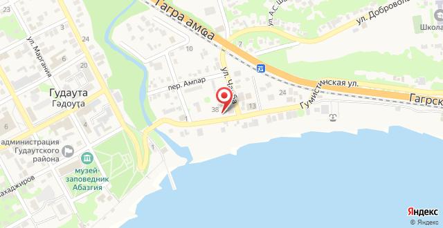 Отель Келешбей на карте