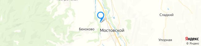 на Яндекс карте координаты 44.444644693896265,40.739349377486555