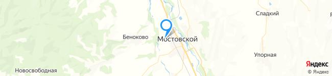 на Яндекс карте координаты 44.42352696918756,40.760417404274456