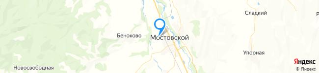 на Яндекс карте координаты 44.423652380564775,40.76306829885108