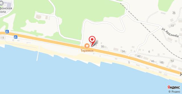 Отель RT-Hotel на карте