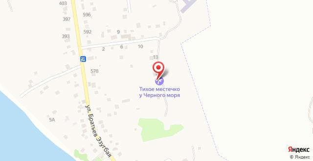 Гостевой дом Карина на карте