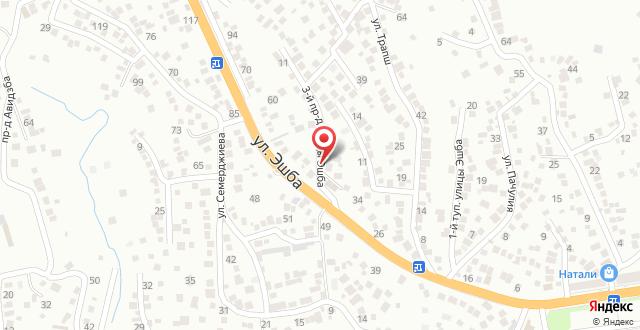 Гостевой дом Pit Stop на карте