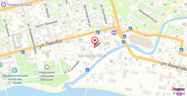 Guest house Mahadzhirov на карте