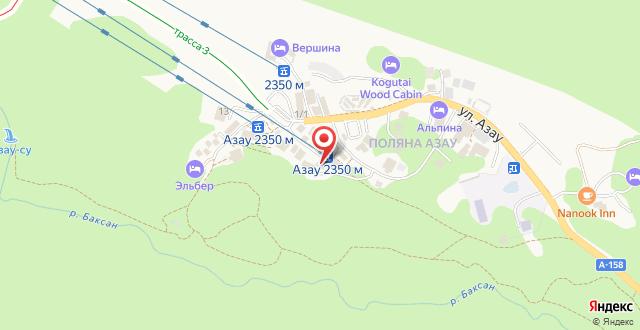 Отель Free Ride на карте