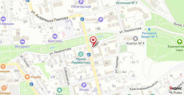 Санаторий Тарханы на карте