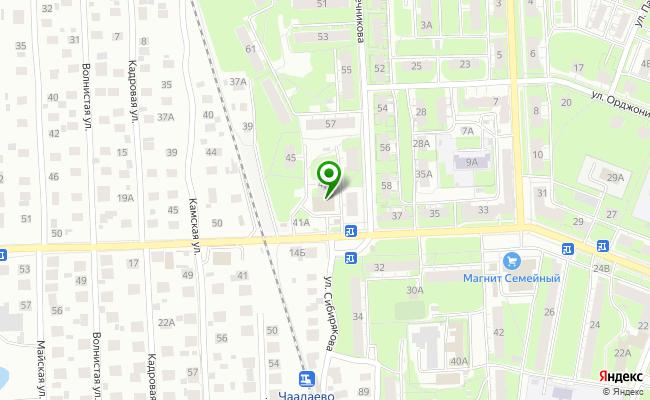 Сбербанк Нижний новгород ул. Чаадаева 43 карта