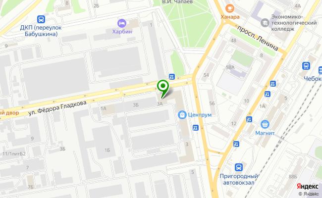 Сбербанк Чебоксары проспект И.Яковлева 3А карта