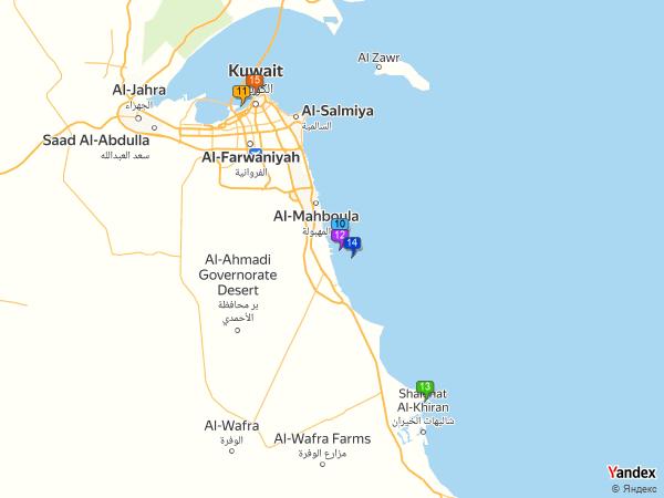 Silos for cement storage to Kuwait